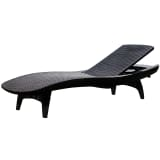Keter Chaise longue Pacific Graphite 223564