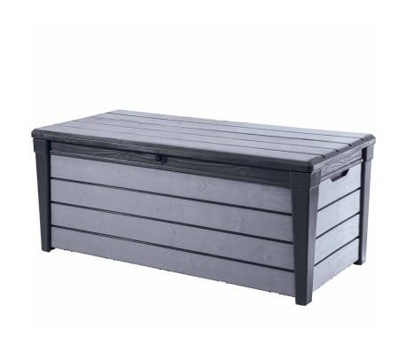 keter garten aufbewahrungsbox brushwood 455 l anthrazit 227479 g nstig kaufen. Black Bedroom Furniture Sets. Home Design Ideas