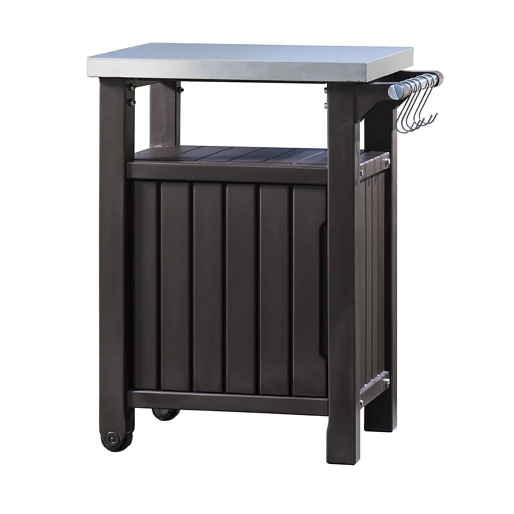 Keter Wielofunkcyjny stolik pod grilla Unity, L, 228936