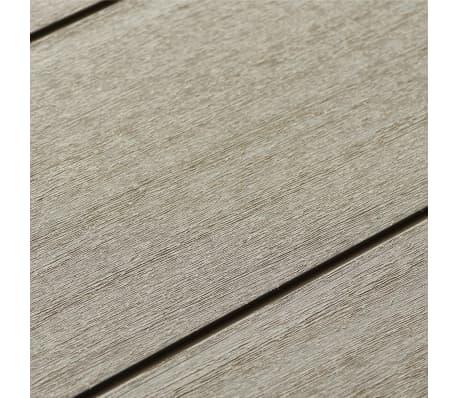 Keter Chaise de jardin Montero Gris 234453 | vidaXL.be