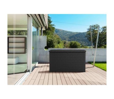 Keter Garten-Aufbewahrungsbox Java 870 L[6/8]
