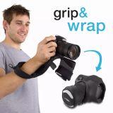 MIGGO Kamerafodral/Grepp 70-Svart