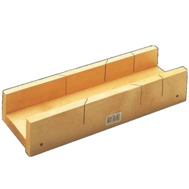 BAHCO lesena šablona za rezanje kotov 233-400[1/2]