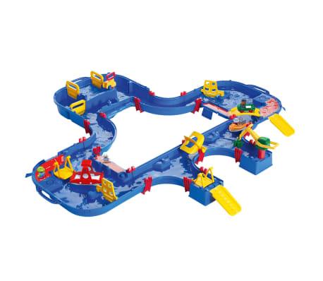 AquaPlay Conjunto Aqualock Mega 1544 160x145x22 cm 3599089[1/4]