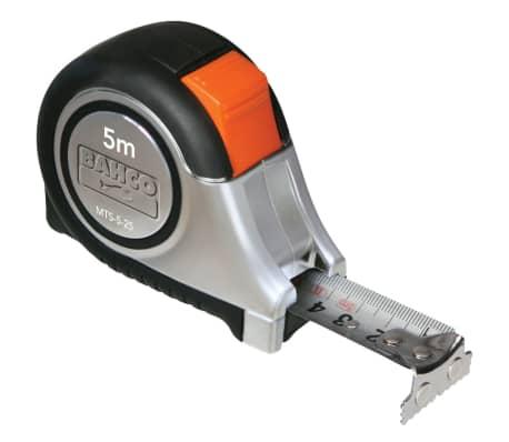 BAHCO Flexómetro de bolsillo, 8 m MTS-8-25