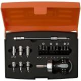 BAHCO Komplet nastavkov za rageljni izvijač 808050S-18