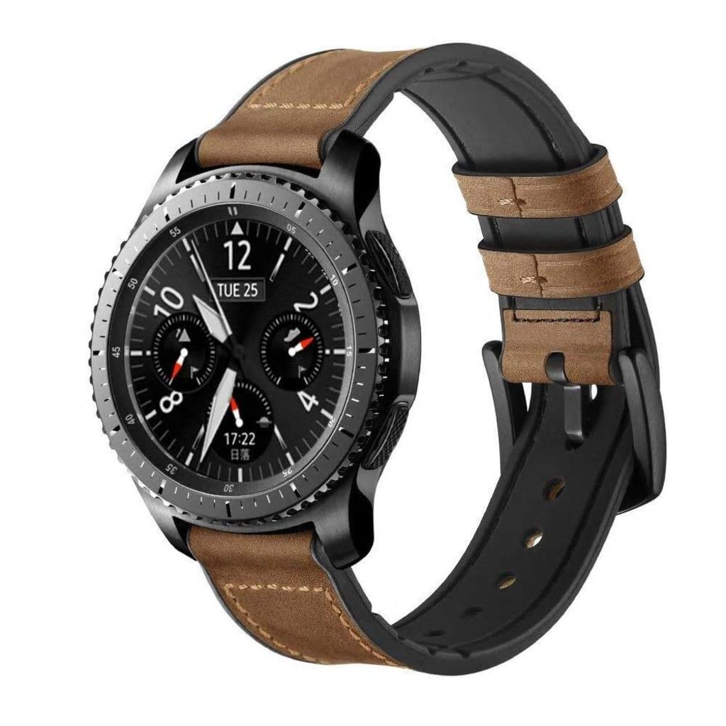 INF Fitbit Alta/Alta HR armband silikon - 10-pack (S) - olika färger