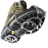 Luistamattomat / piikit kengille, joissa on 18 teräshampaat nastoille