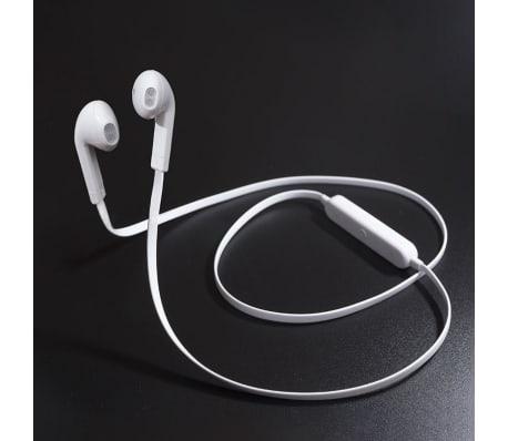 Bluetooth kuulokkeet erityisen mukavat Valkoinen