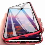 Guscio magnetico per Huawei P20 Pro con protezione per lo schermo - ro