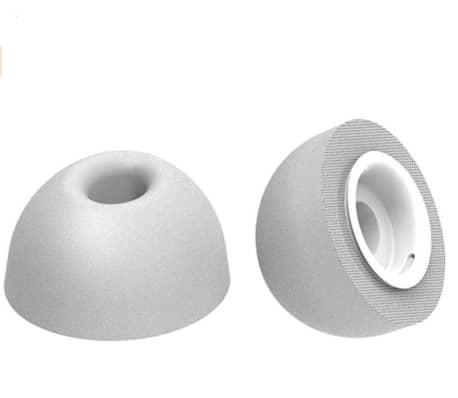 3 pack universal kuulokkeet silikoni valkoinen