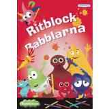 Babblarna Ritblock30 vita A4 sidor
