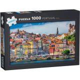Pussel 1000 Bitar Motiv Portugal Porto