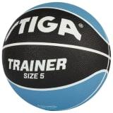 Stiga Basketbal trainer blauw/zwart maat 5