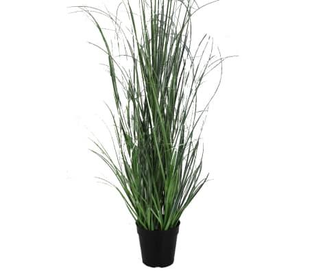 FINTINNE Konstgjord växt Gräs Höjd 120 cm
