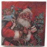 Victoria's Design Servietter Santa Christmas 2-pack (40p)