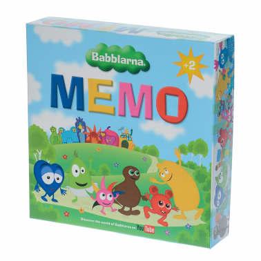BABBLARNA Memo / Memory[1/1]