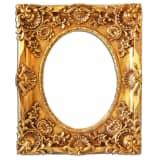 Ram i guld, innermått 28x39 cm