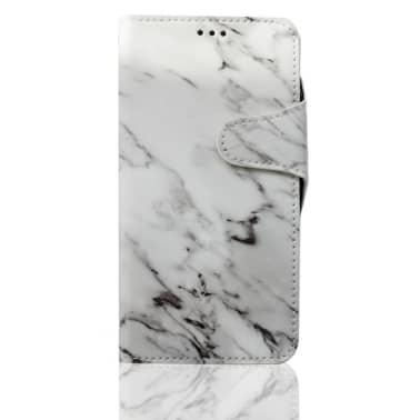 Samsung Galaxy S9+ | Stiligt Plånboksfodral, Vit Marmor![1/1]