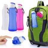 Bottiglia d'acqua pieghevole 500ml