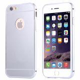 iPhone 6/6s - Spegel selfie skal - silver