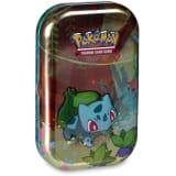 Pokémon TCG: Kanto Friends Mini Tin Box- Bulbasaur