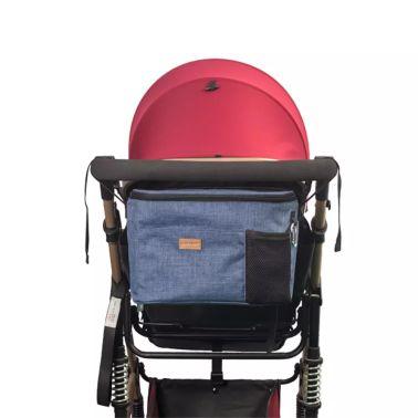 Barnvagnsväska praktisk väska till barnvagnen[1/7]