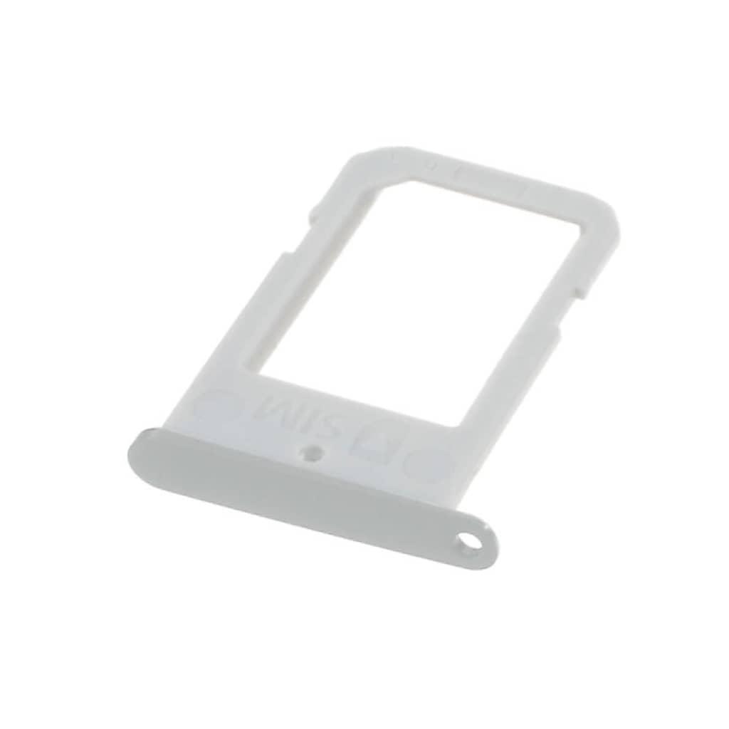 Not specified Samsung Galaxy S6 Edge G925 OEM SIM-korthållare Grå