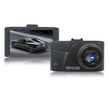 "CT611 1080P Full HD Bilkamera / CarCam 3"" LCD DVR G-Sensor HDMI[1/8]"