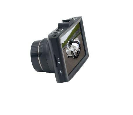 "CT611 1080P Full HD Bilkamera / CarCam 3"" LCD DVR G-Sensor HDMI[4/8]"