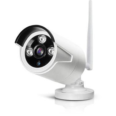 Övervakningssystem WiFi, 4 övervakningskameror 2.0MP Inspelning, larm[4/5]