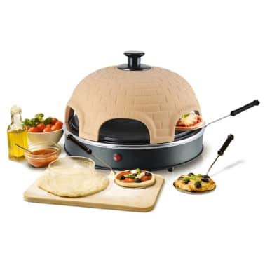Ubrugte Shop Emerio Pizzaovn Pizzarette Klassisk til 6 personer PO-110450 JY-72