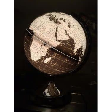erdkugel mit beleuchtung globus weltkugel d 32cm g nstig kaufen. Black Bedroom Furniture Sets. Home Design Ideas