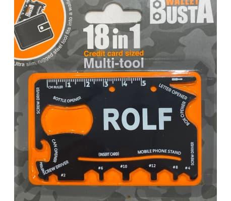 Joker Multitool Multiverktyg ROLF kreditkort betalkort