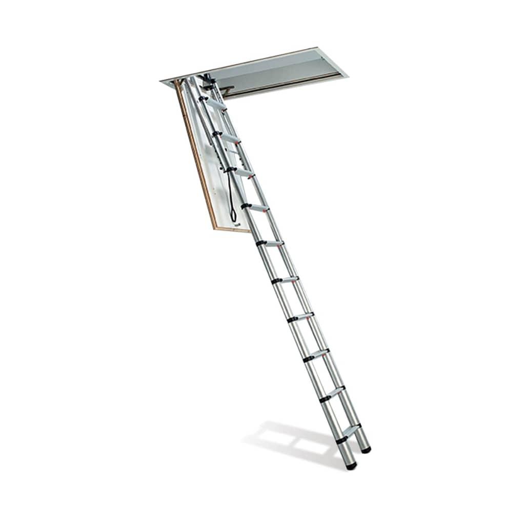 Afbeelding van Telesteps Black Line Loft Ladder 2,5-3 m