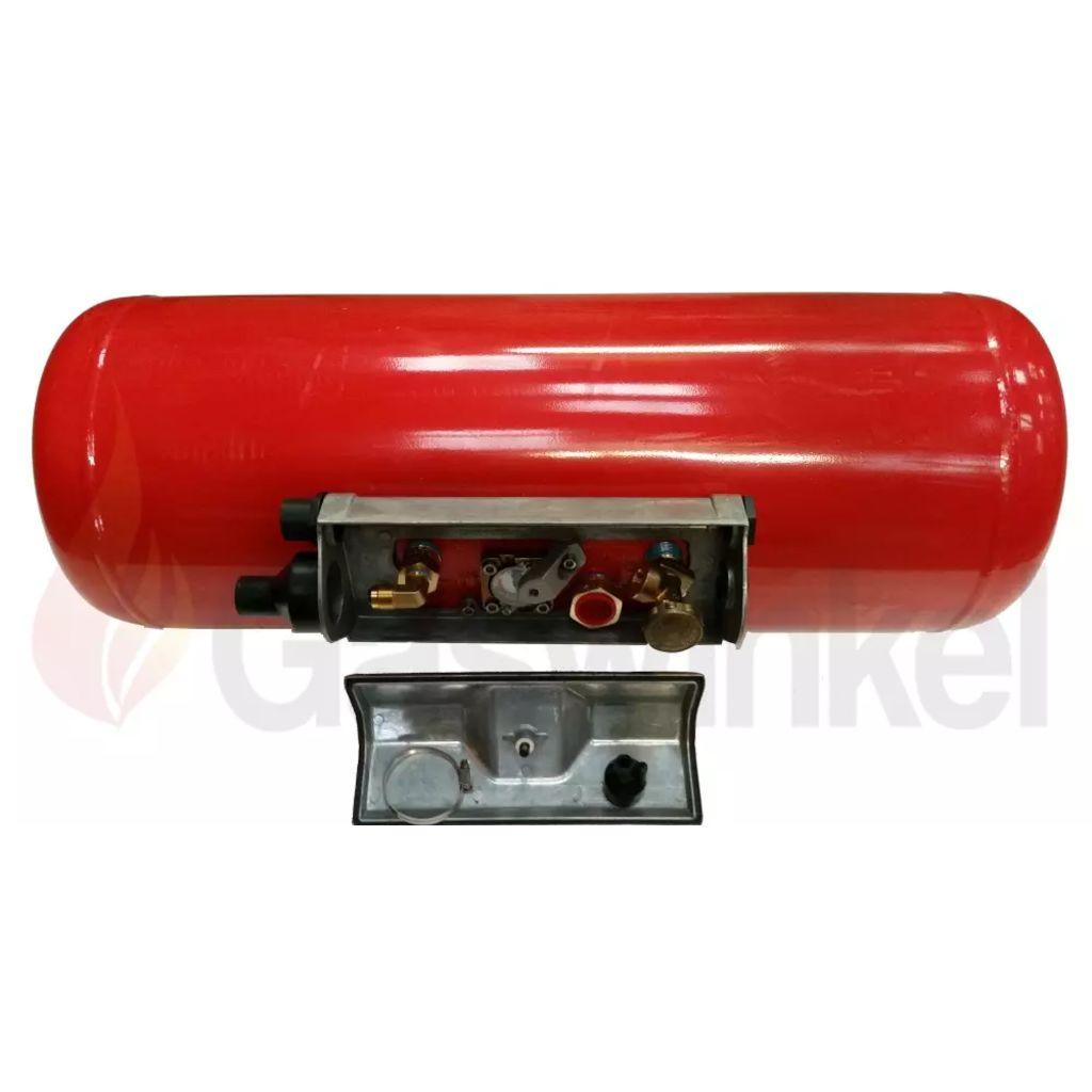 Afbeelding van Broilfire Liggende Gasdamptank 40 liter 27 x 79 cm 20 kg