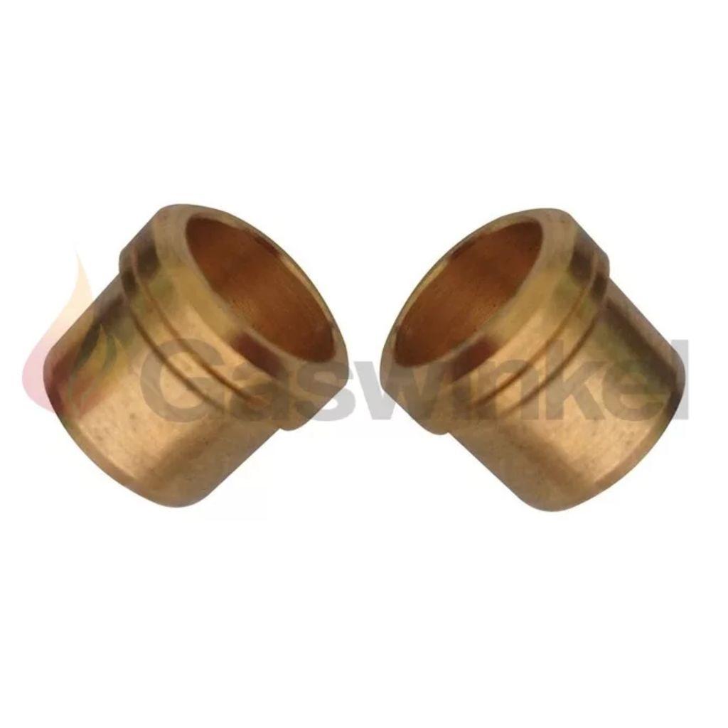 Broilfire Biconische knelring 8 mm