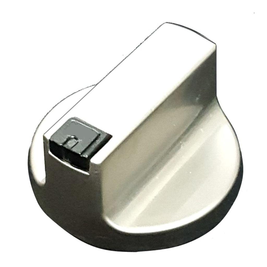 Broilfire Gas regelknop 6 mm zink aluminium alloy