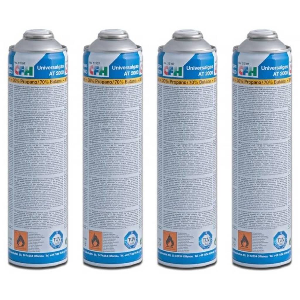 Afbeelding van CFH 4 maal gasflessen voor gasbrander onkruidbrander