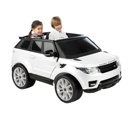Voiture électrique pour enfant 12 V Feber Range Rover Sport blanc[2/4]