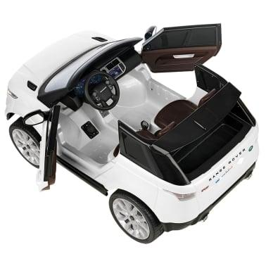 Voiture électrique pour enfant 12 V Feber Range Rover Sport blanc[3/4]