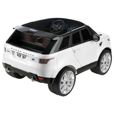 Voiture électrique pour enfant 12 V Feber Range Rover Sport blanc[4/4]