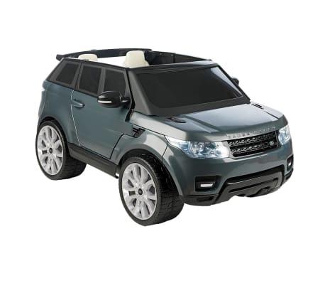 acheter voiture lectrique pour enfant 12 v feber range rover sport gris pas cher. Black Bedroom Furniture Sets. Home Design Ideas