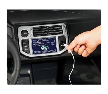 Voiture électrique pour enfant 12 V Feber Range Rover Sport gris[4/7]