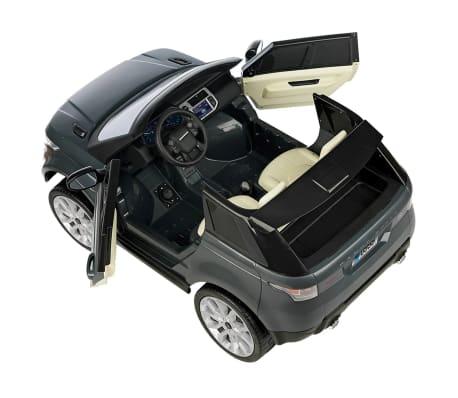 Voiture électrique pour enfant 12 V Feber Range Rover Sport gris[6/7]