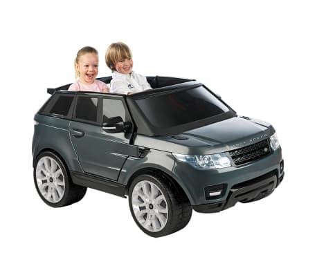 Voiture électrique pour enfant 12 V Feber Range Rover Sport gris[1/7]