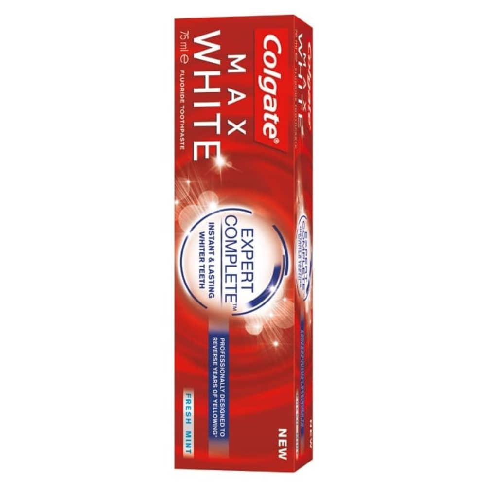 Afbeelding van Colgate Max White Tandpasta Expert Complete Fresh Mint 75 ml