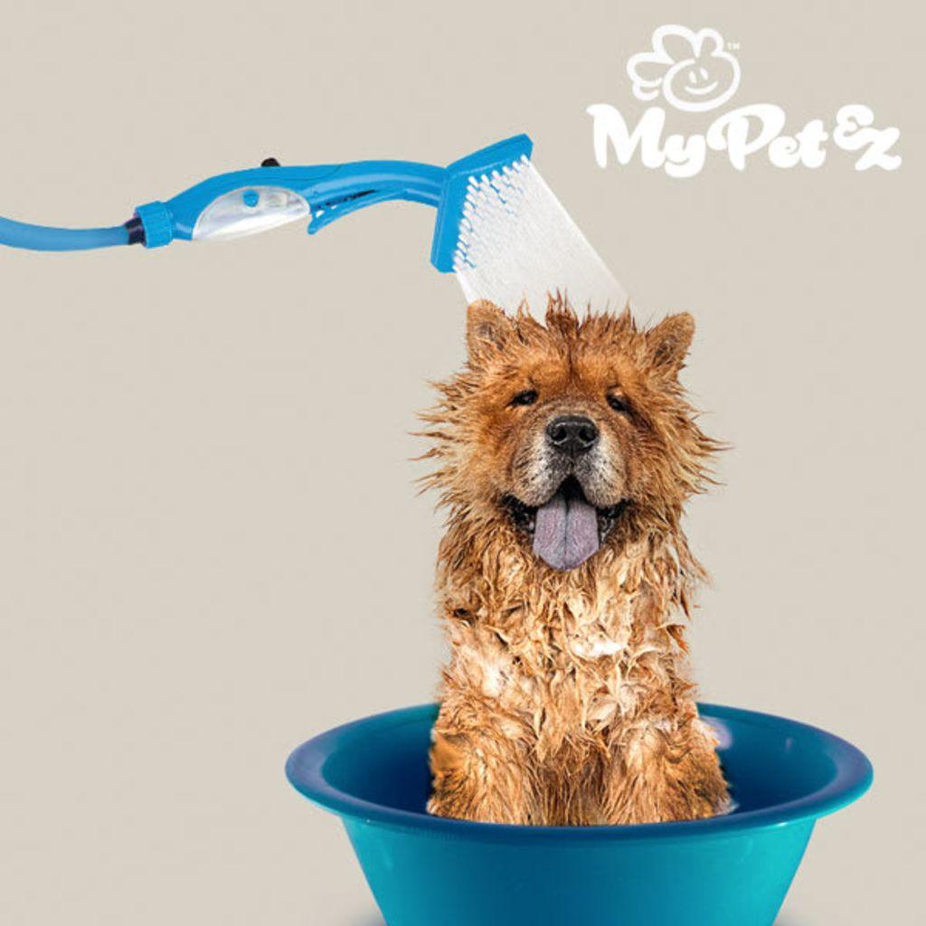 InnovaGoods My Pet Brush Tuinslang Haarborstel voor Huisdieren
