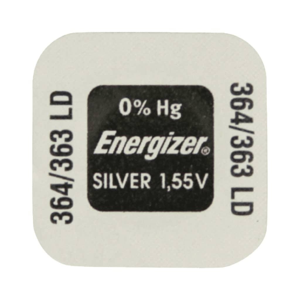 Energizer En364 / 363p1 364/363 Uhrbatterien 1.55V 23 mah