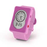 Claessens'Kids Montre d'apprentissage KWID Rose